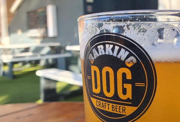 Barking Dog Beer